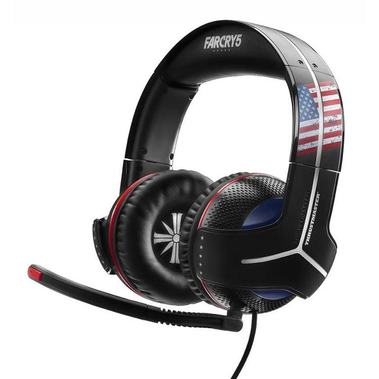 Thrustmaster Y 300 Cpx Headset Far Cry 5 Edition Console Gamestop