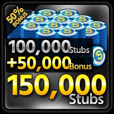 MLB The Show 18 - 150,000 Stubs