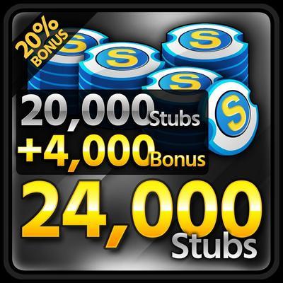 MLB The Show 18 - 24,000 Stubs