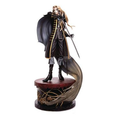 Castlevania: Symphony of the Night Alucard Statue