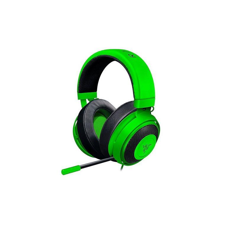 Razer Kraken Pro V2 - Analog Gaming Headset for PC, Xbox One, and PlayStation 4 (Green)