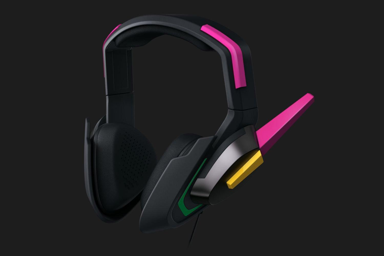 Razer Overwatch D Va Meka - Analog Gaming Headset with Neodymium Magnet  Drivers   <%Console%>   GameStop