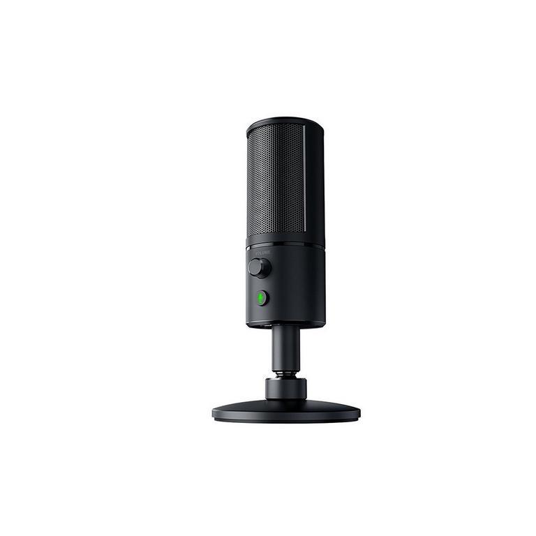 Razer Seiren X - Cardioid Condenser Streaming Microphone