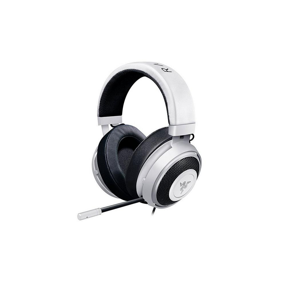 Razer Kraken Pro V2 - Analog Gaming Headset for PC, Xbox One, and  PlayStation 4 (White) | <%Console%> | GameStop