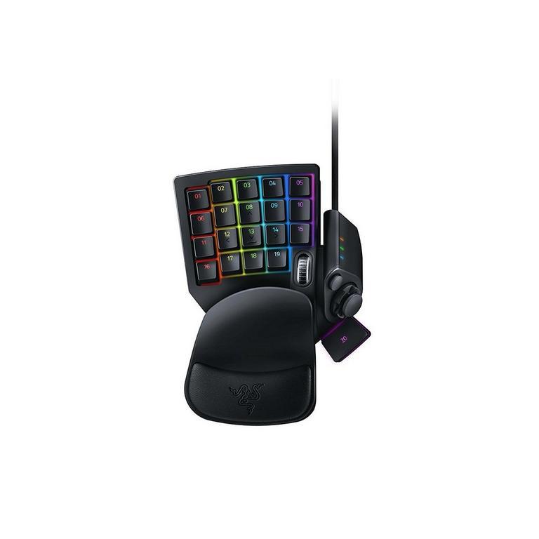 Razer Tartarus V2 - Mecha-Membrane RGB Gaming Keypad with Wrist Rest
