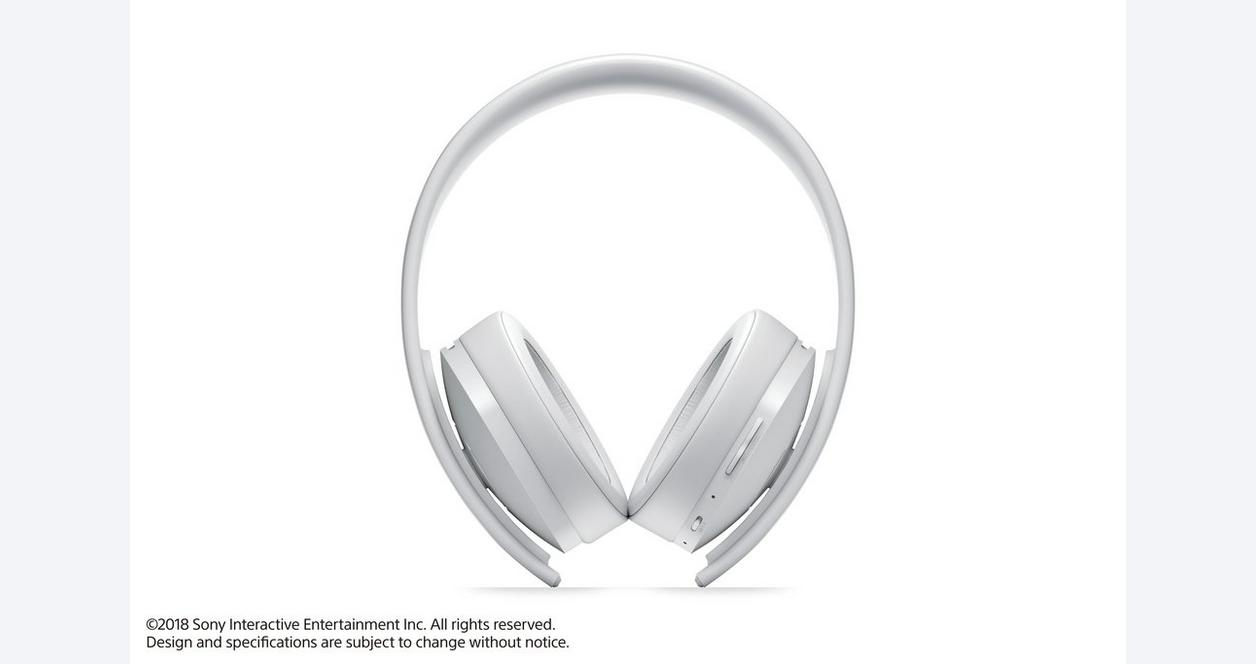 PlayStation New Gold Wireless Headset