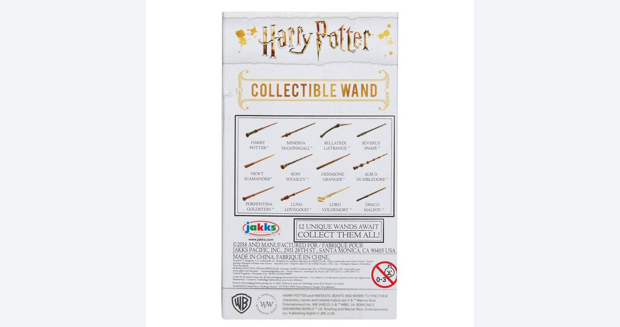 Harry Potter Mini Wands Replicas Assortment