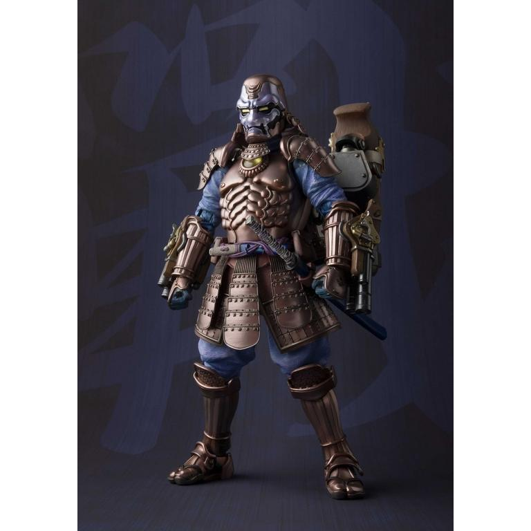 Koutetsu Samurai War Machine Action Figure