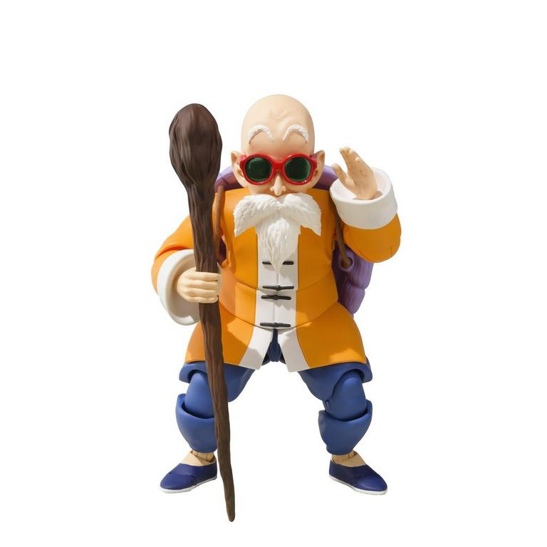 S.H.Figuarts Master Roshi Figure