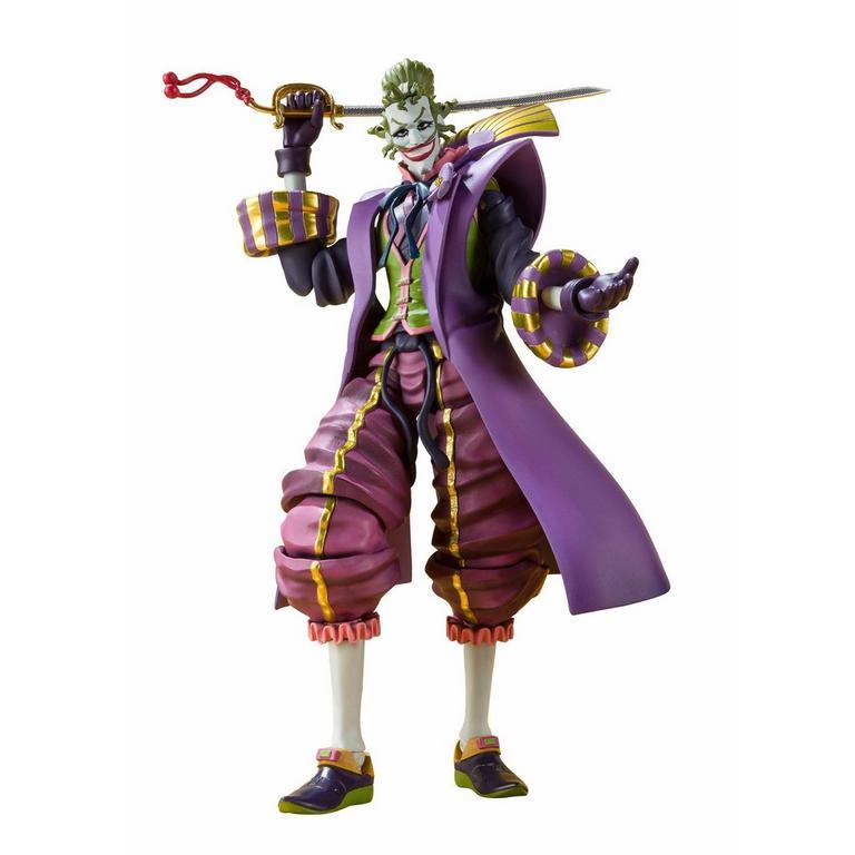 Batman The Joker Demon King S.H. Figuarts Action Figure