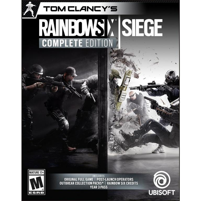 Tom Clancy's Rainbow Six: Siege Complete Edition