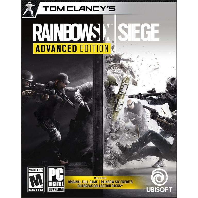 Tom Clancy's Rainbow Six: Siege Advanced Edition
