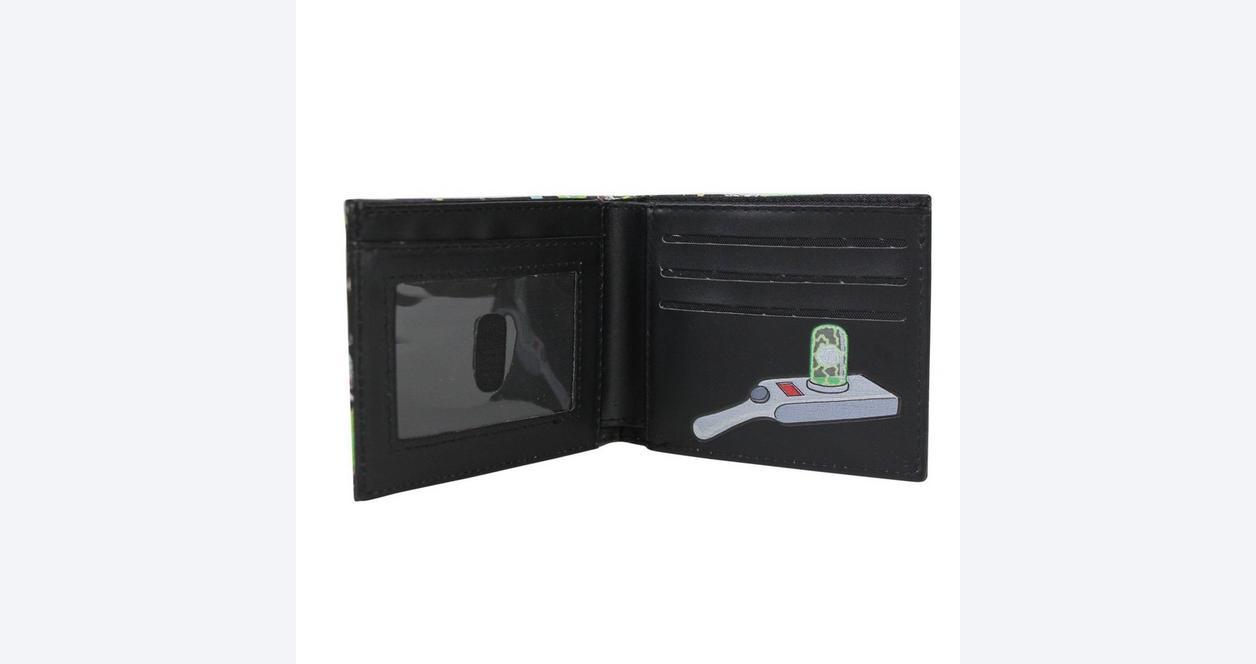 Rick And Morty Portal Wallet