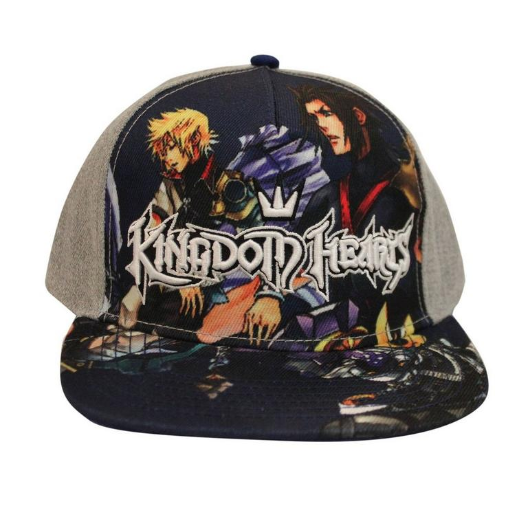 Kingdom Hearts Baseball Cap