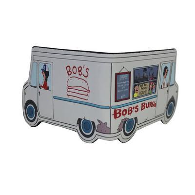 Bob's Burgers Food Truck Bifold Wallet