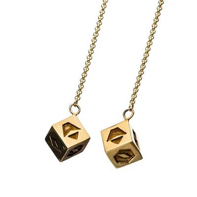 Star Wars Corellian Dice Necklace