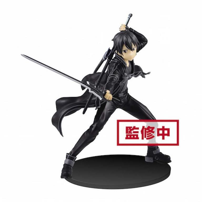 Sword Art Online EXQ Figure - Kirito