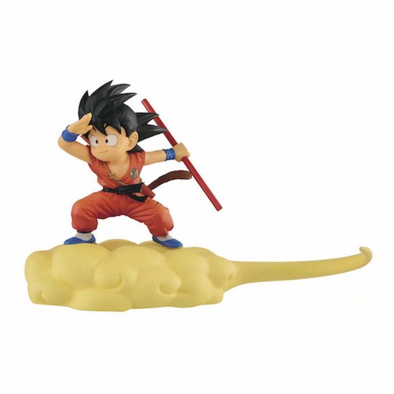 Dragon Ball Kintoun Son Goku Figure