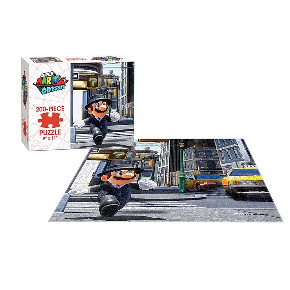 Super Mario Odyssey Metro Kingdom Puzzle Gamestop