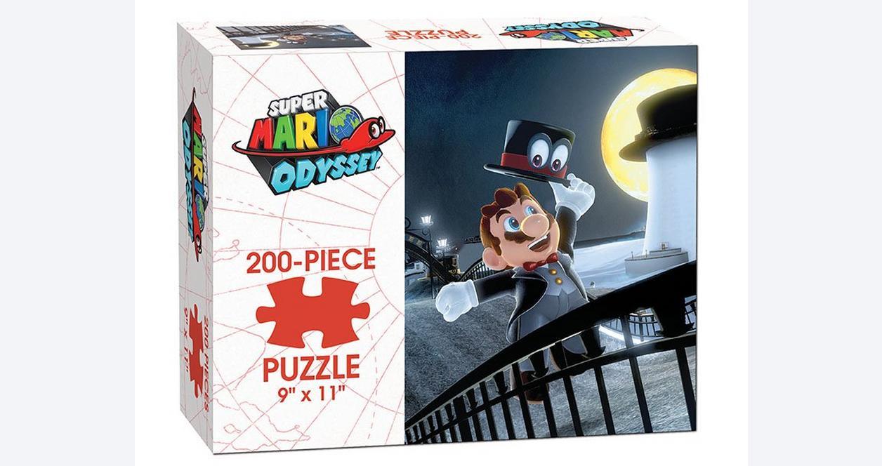 Super Mario Odyssey Cap Kingdom Puzzle Only at GameStop