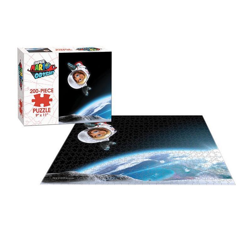 Super Mario Odyssey: Moon Kingdom 200 Piece Puzzle - Only at GameStop