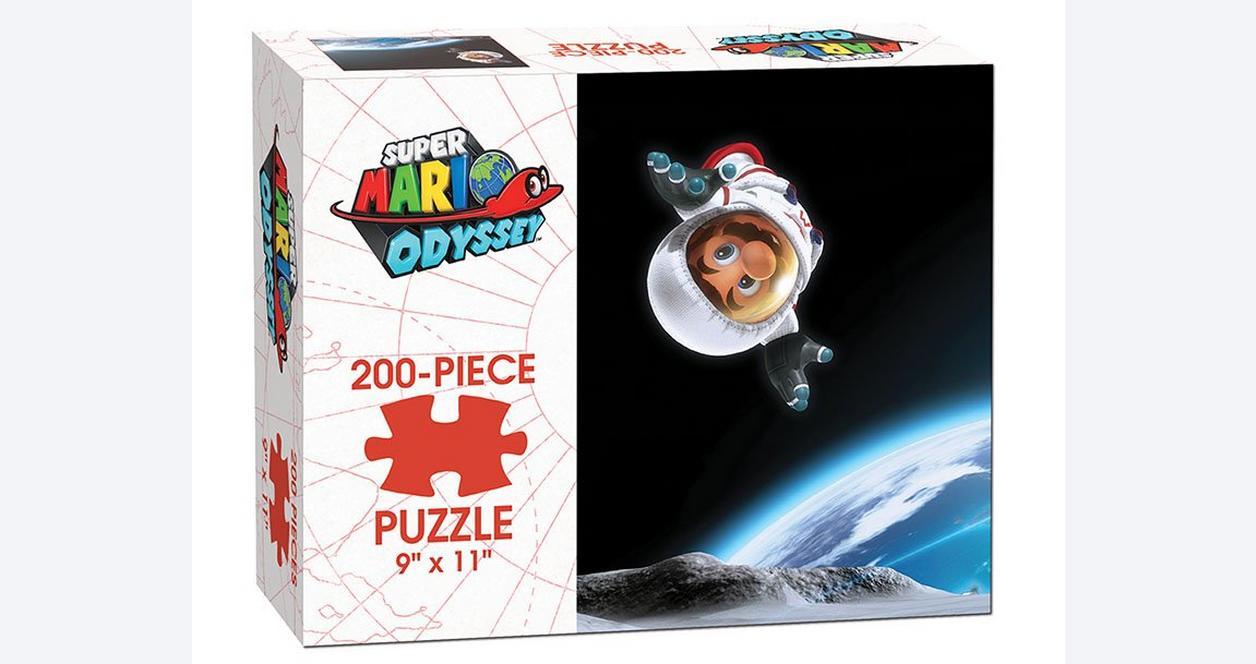 Super Mario Odyssey Moon Kingdom Puzzle Only at GameStop