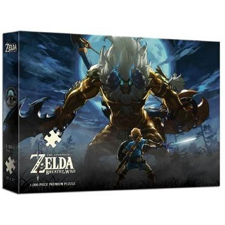 The Legend of Zelda: Breath of the Wild Lynel Face-Off Puzzle