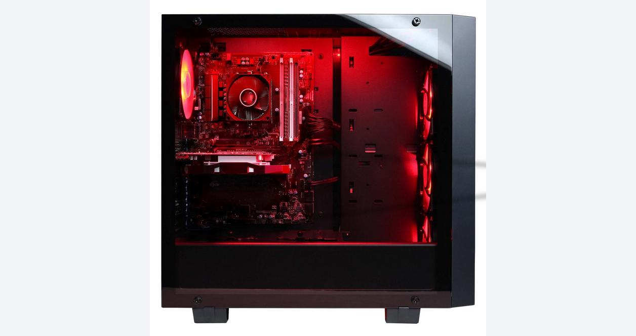 CYBERPOWERPC Gamer Ultra GUA3120CPG with AMD FX-6300 3.5GHz Gaming Computer