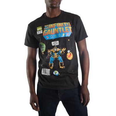 Marvel The Infinity Gauntlet Comic T-Shirt