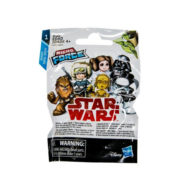 Star Wars Micro Force Blind Bag (Assortment)