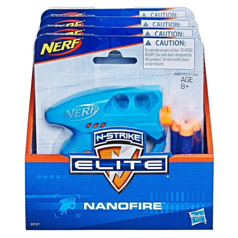 NERF Nanofire (Assortment)