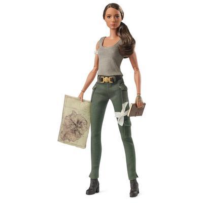 Tomb Raider Lara Croft Barbie Doll