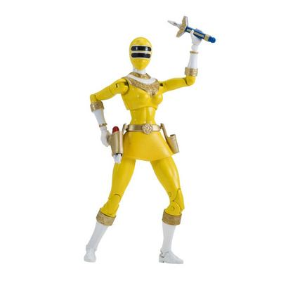Power Rangers Legacy: Zeo 6.5 Inch Action Figure Yellow Ranger