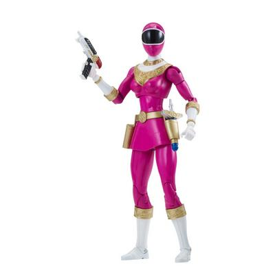Power Rangers Legacy: Zeo 6.5 Inch Action Figure Pink Ranger