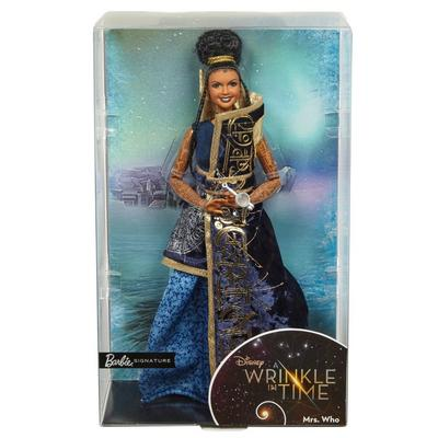 A Wrinkle in Time Barbie Signature Doll - Mrs. Who