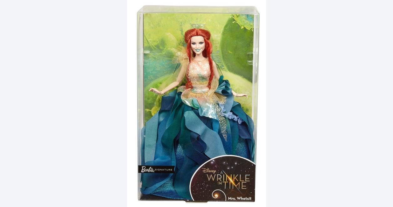 A Wrinkle in Time Barbie Signature Doll - Mrs. Whatsit