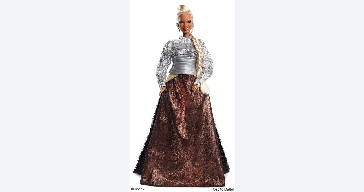A Wrinkle in Time Mrs. Which Barbie Signature Doll