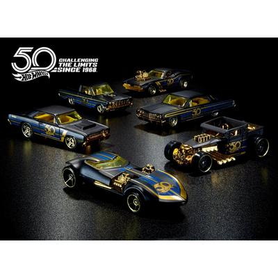 Hot Wheels 50th Anniversary Vehicle
