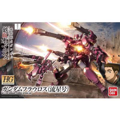 High Grade IBO 1/144 Gundam Flauros Model Kit