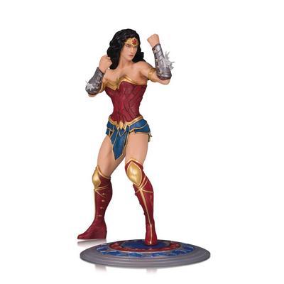 DC Core: Wonder Woman Statue