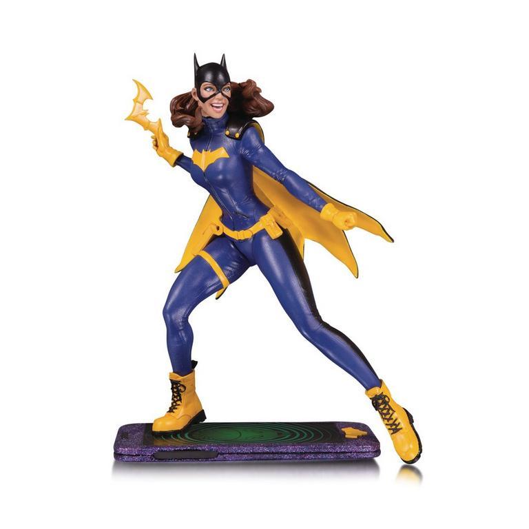 DC Core: Batgirl Statue