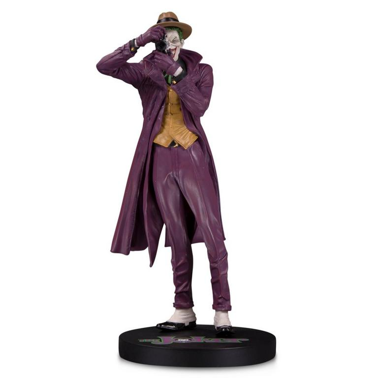 Batman The Joker by Brian Bolland DC Designer Series Statue