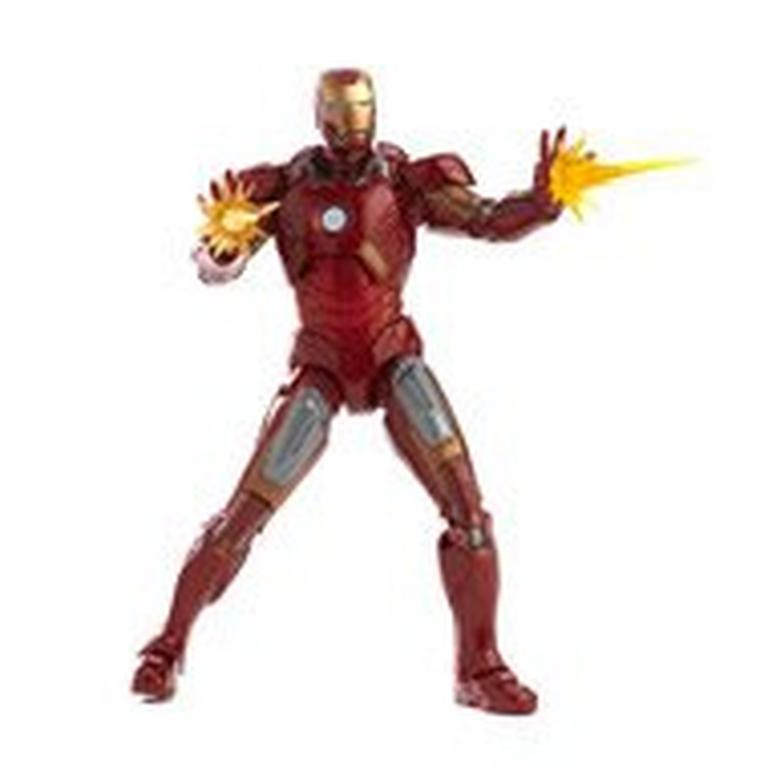 Marvel Studios: The First Ten Years Legends Series Avengers Iron Man Mark VII Action Figure
