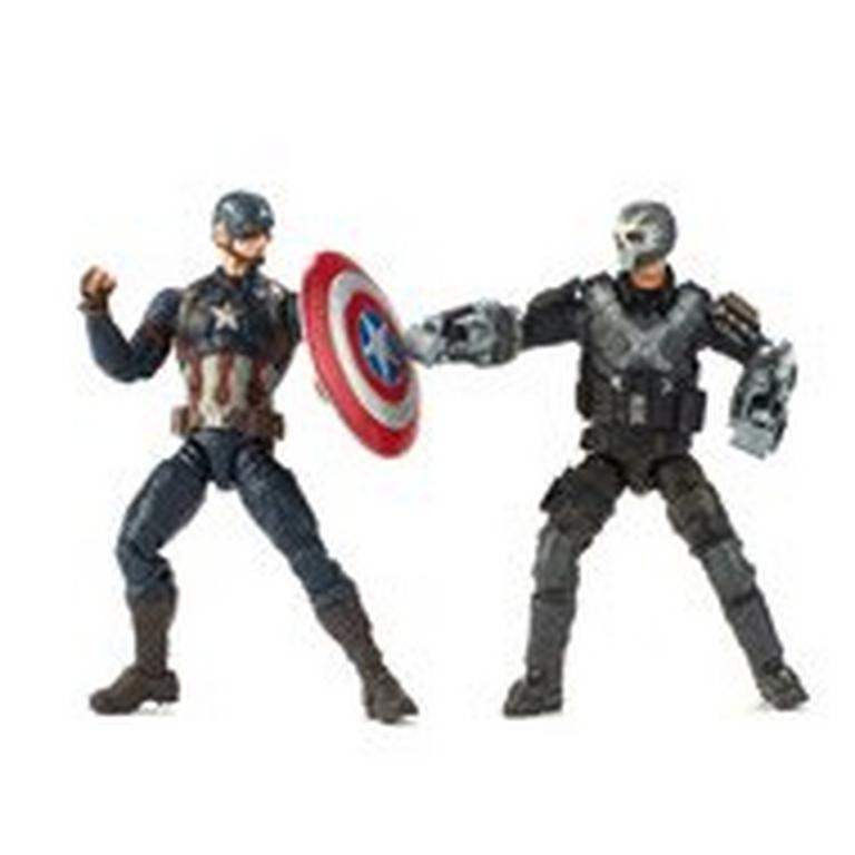 Marvel Studios: The First Ten Years Legends Series Captain America and Crossbones Action Figure