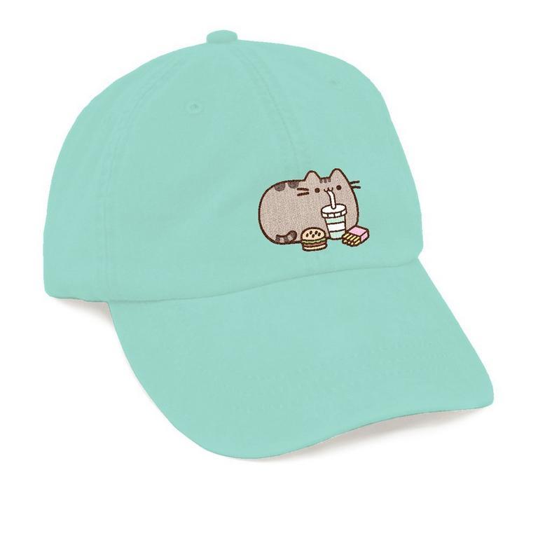 Pusheen Mint Baseball Cap