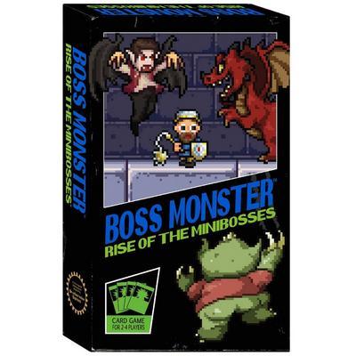 Boss Monster Rise of Minibosses Game
