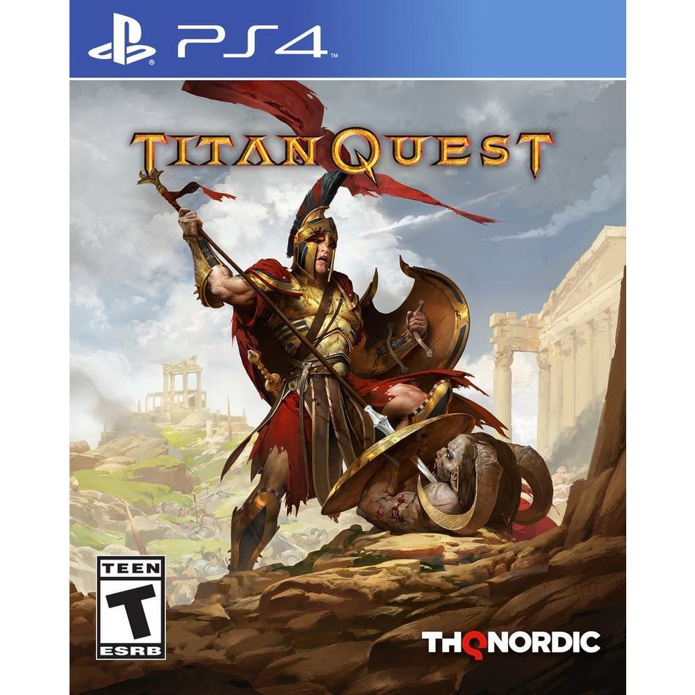Titan Quest   PlayStation 4   GameStop