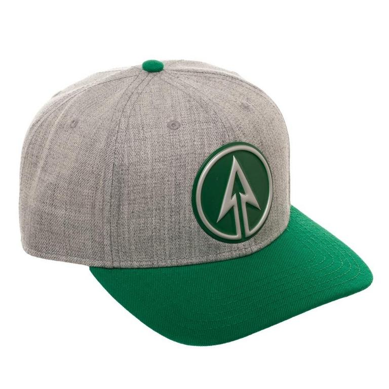 Green Arrow Logo Baseball Cap