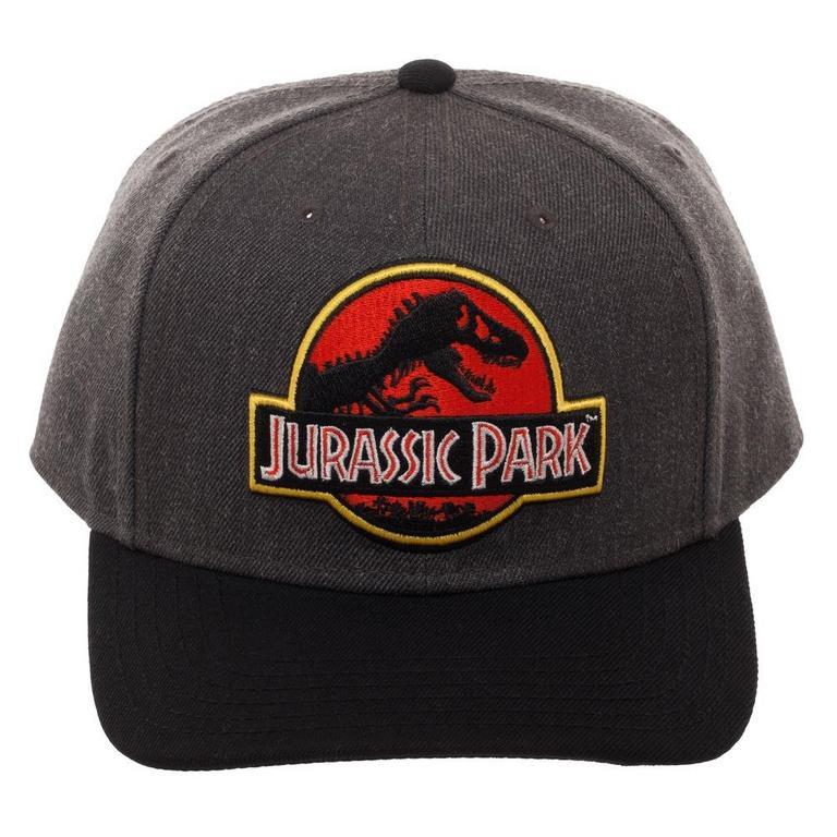 Jurassic Park Logo Baseball Cap
