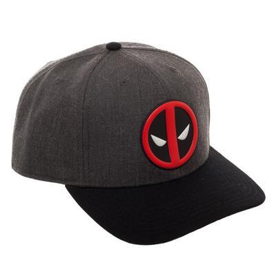 Deadpool Curved Baseball Cap